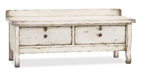 alexa storage bench