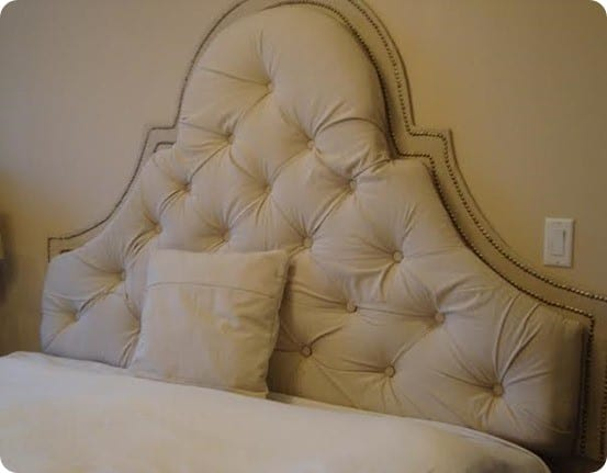 diy tufted headboard 2