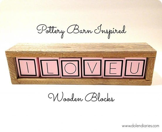 i love you blocks