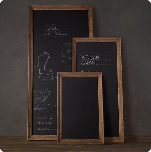 marseille chalkboard