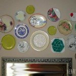 Create Your Own Decorative Wall Plates