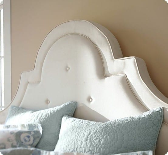 york tufted headboard