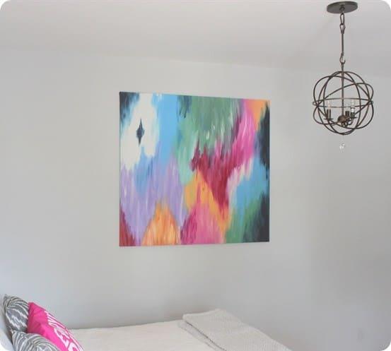 DIY-Abstract-Wall-Art
