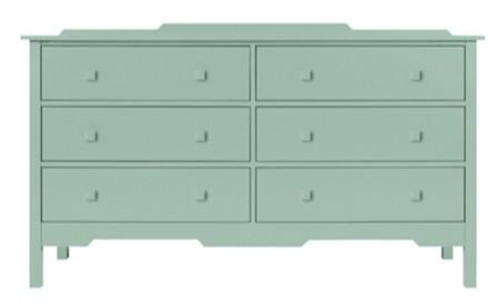 bay double dresser