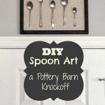 Thifted Spoon Kitchen Art