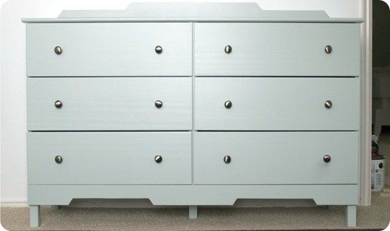 Clothes Dresser Ikea Ikea Dresser Makeover That