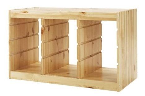trofast pine frame