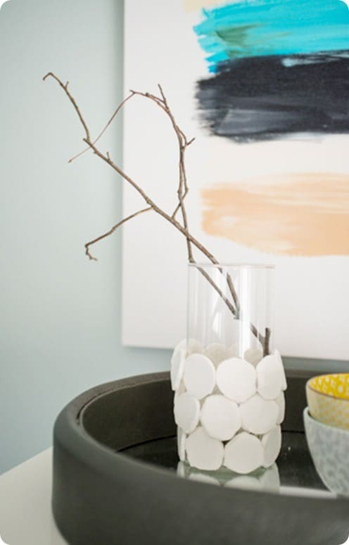 west elm inspired vase