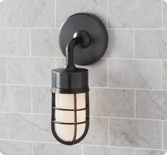colton marine single sconce
