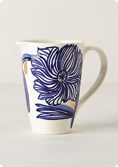 jardin des plantes mug