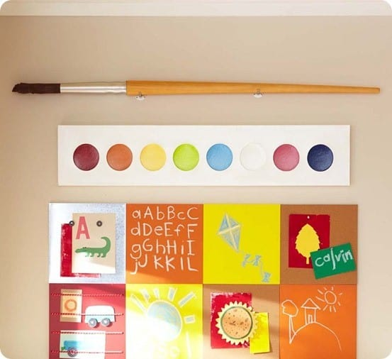 jumbo paint palette