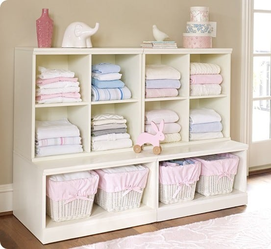 Playroom Toy Storage SystemThe Easy Way
