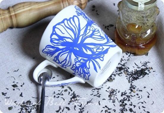 sharpie art mug