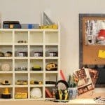 Decorative AND Functional Wall Cubbies