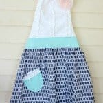 Girly-Girl Apron with Ruffles