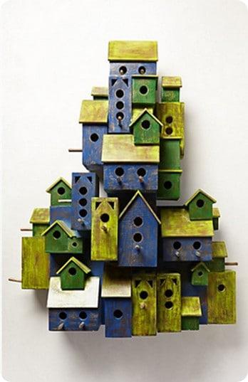 aviary garden sculpture