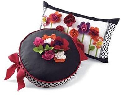 bellarose outdoor pillow