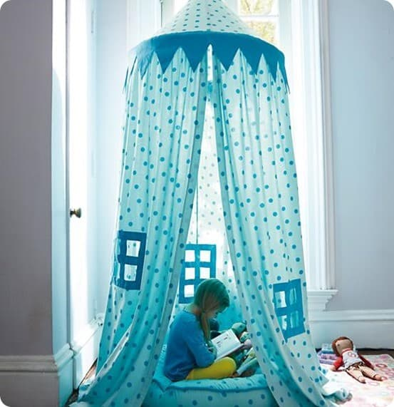home sweet home play canopy
