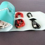 Gift Ideas for Dad #6: Travel Cord Roll