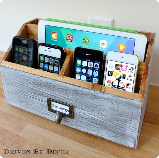 Gift Ideas For Dad 9 Electronics Charging Station