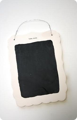 ceramic note pad