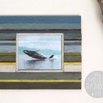 "Weathered ""Boat Wood"" Frames"