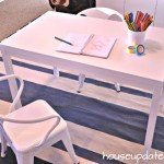 Kids' Art Table for Only $20