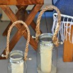 Turn a Jar into a Rope Lantern