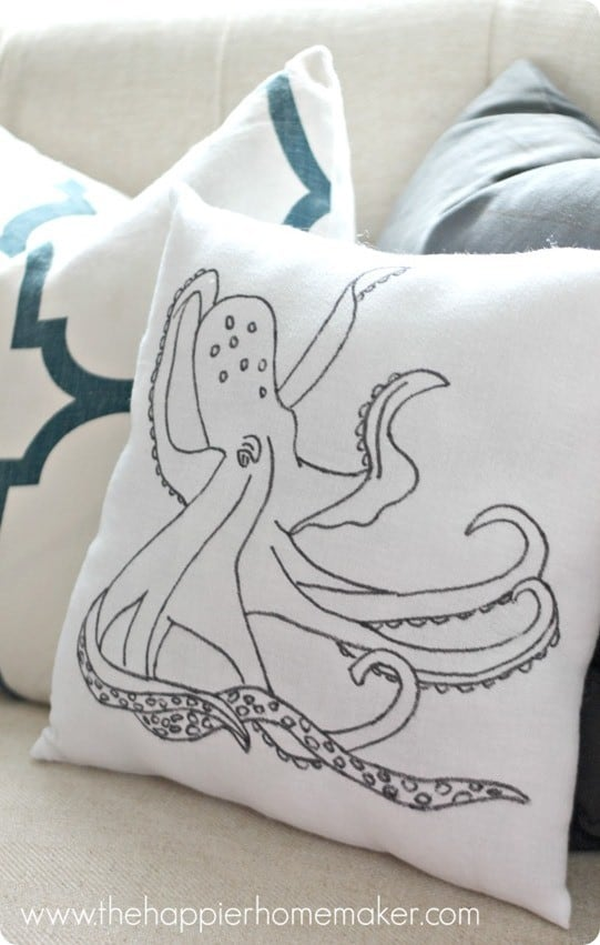 diy-anthro-knock-off-pillow-octopus