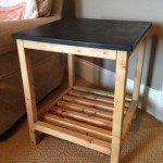 Simple, Modern Side Table