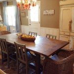 X-Support Dining Room Table
