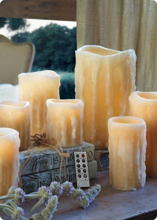 fabulous flameless candle