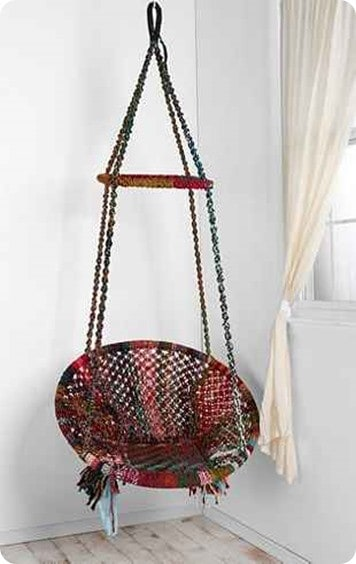 marrakech swing chair