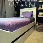 Versatile Trundle Bed with Storage