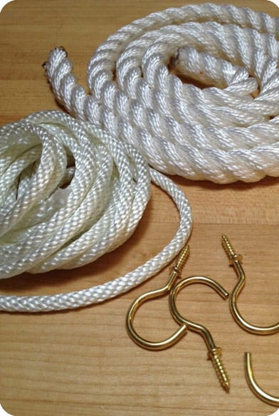 Ropes for Ties