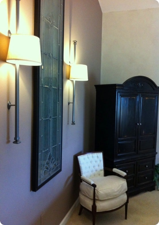 restoration hardware knock off wall sconces