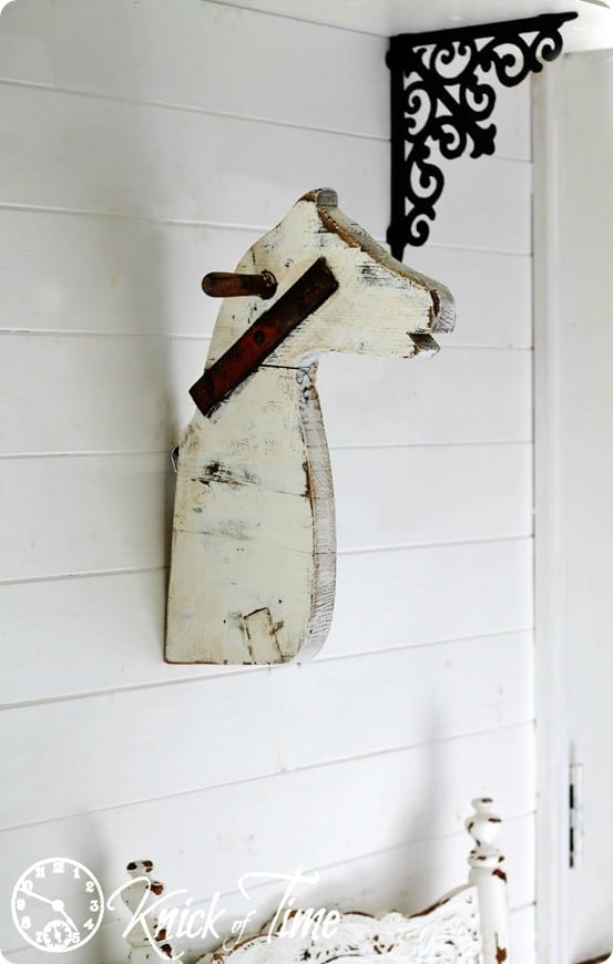 wall mount horse head
