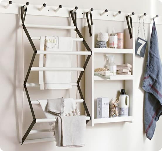 Pottery Barn Gabrielle Drying Rack