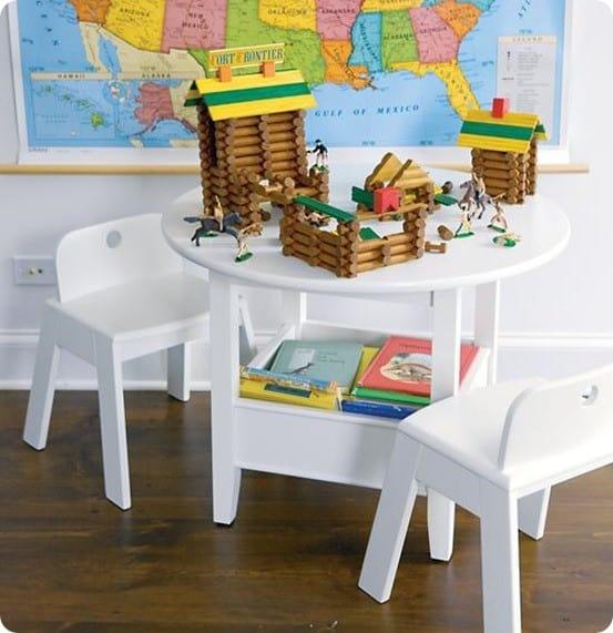 bin table