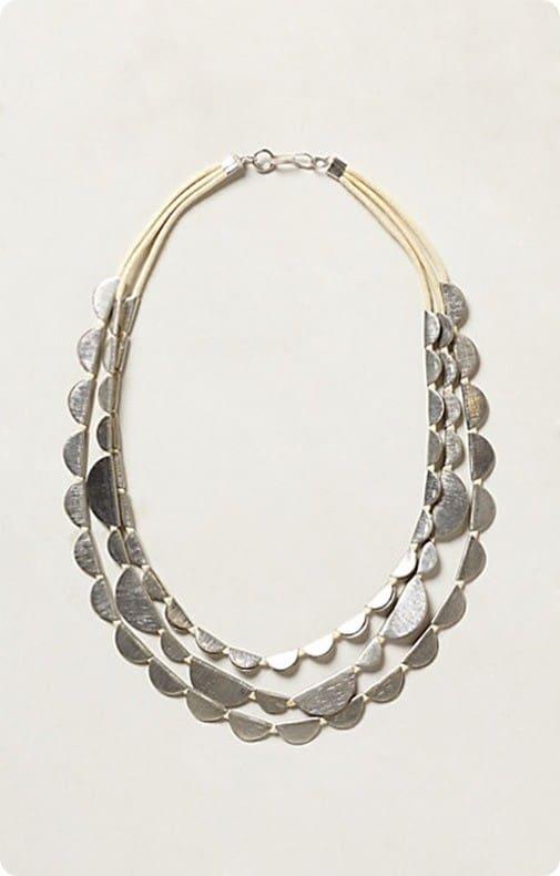 Layered salton necklace