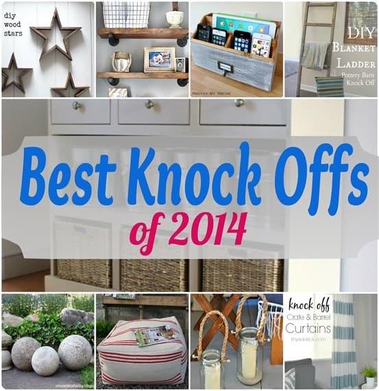 Best Knock Offs of 2014