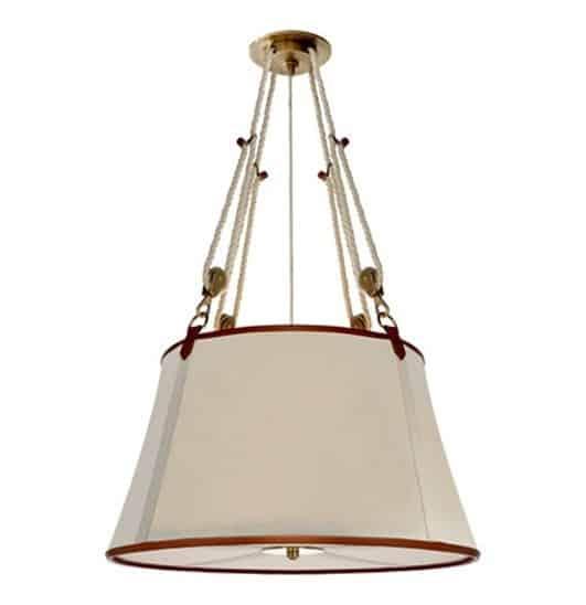 Miramar Large Hanging Shade Ralph Lauren