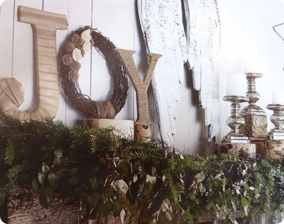 Pottery Barn JOY small