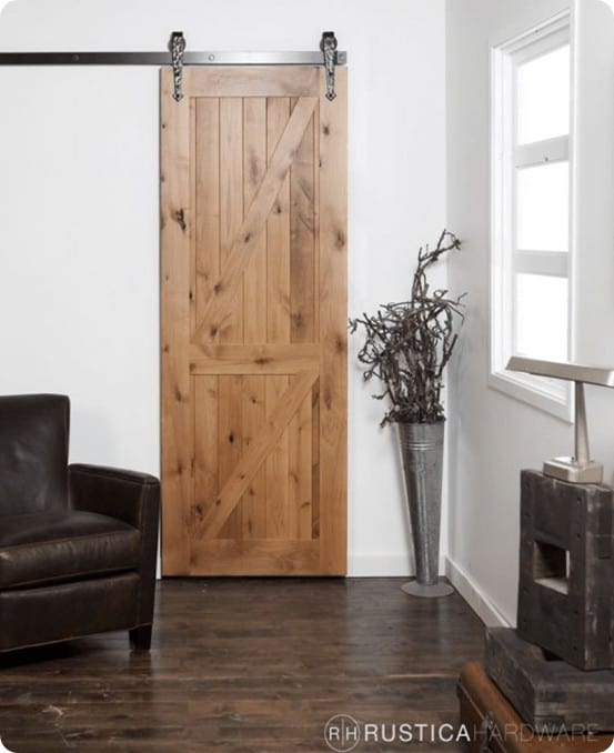 Rustica Hardware Barn Door