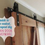 Inexpensive Sliding Barn Door Hardware