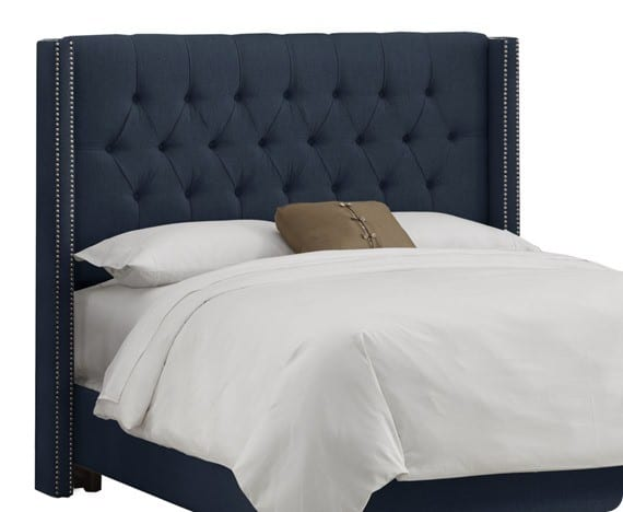 skyline furniture tufted upholstered headboard