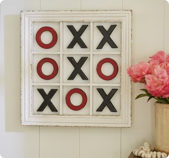 xoxo wall art