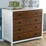 Solid Wood Dresser for $150