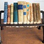 Industrial Book Storage Rack