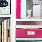 Stylish Storage Boxes with a Pop of Color